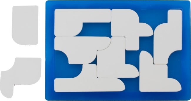 Ice Puzzle 9, image by Puzzle Master Inc